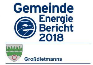 Energie Bericht 2018