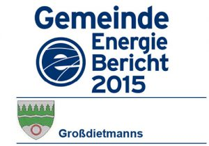Energiebericht 2015