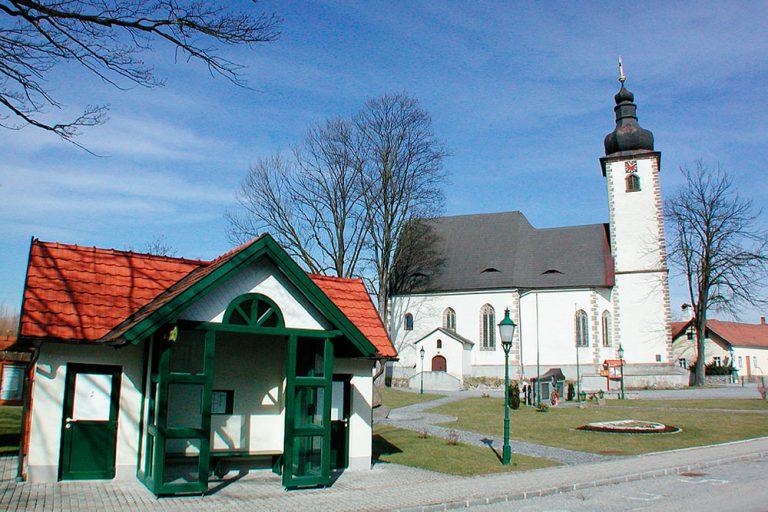 Pfarrkirche Dietmanns