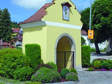 Johann Nepomik Kapelle