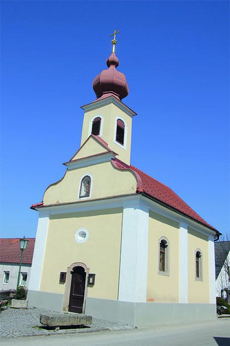 Kapelle Eichberg